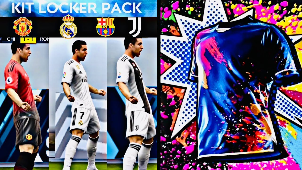 lowest price 46340 69697 HOW TO UNLOCK ALL KITS ! Barcelona,Real Madrid,Man Utd,Juventus kits packs  fifa mobile 19