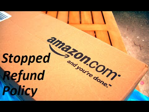 Hindi} Amazon Stopped Refund Policy - Youtube