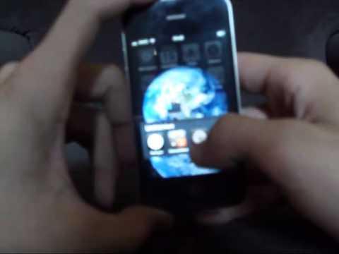 Demonstrações e Funcionalidades do Iphone 4