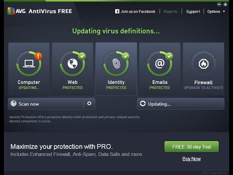 AVG Antiviru Gratuit