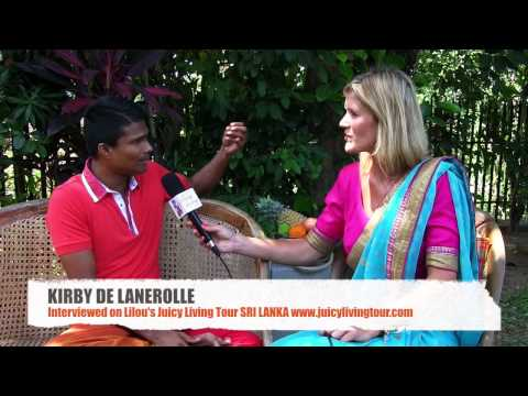 Breatharian RE-defined - Kirby De Lanerolle, Sri Lanka