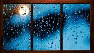Regen mit Entspannungsmusik - Entspannen...