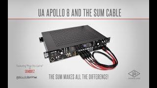 Download Universal Audio Apollo 8 & The SUM Cable | Pro Audio LA MP3 song and Music Video