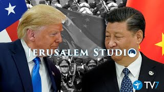 China's Mideast interests and challenges - Jerusalem Studio 517