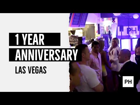PROTEIN HOUSE - 1 Year Anniversary