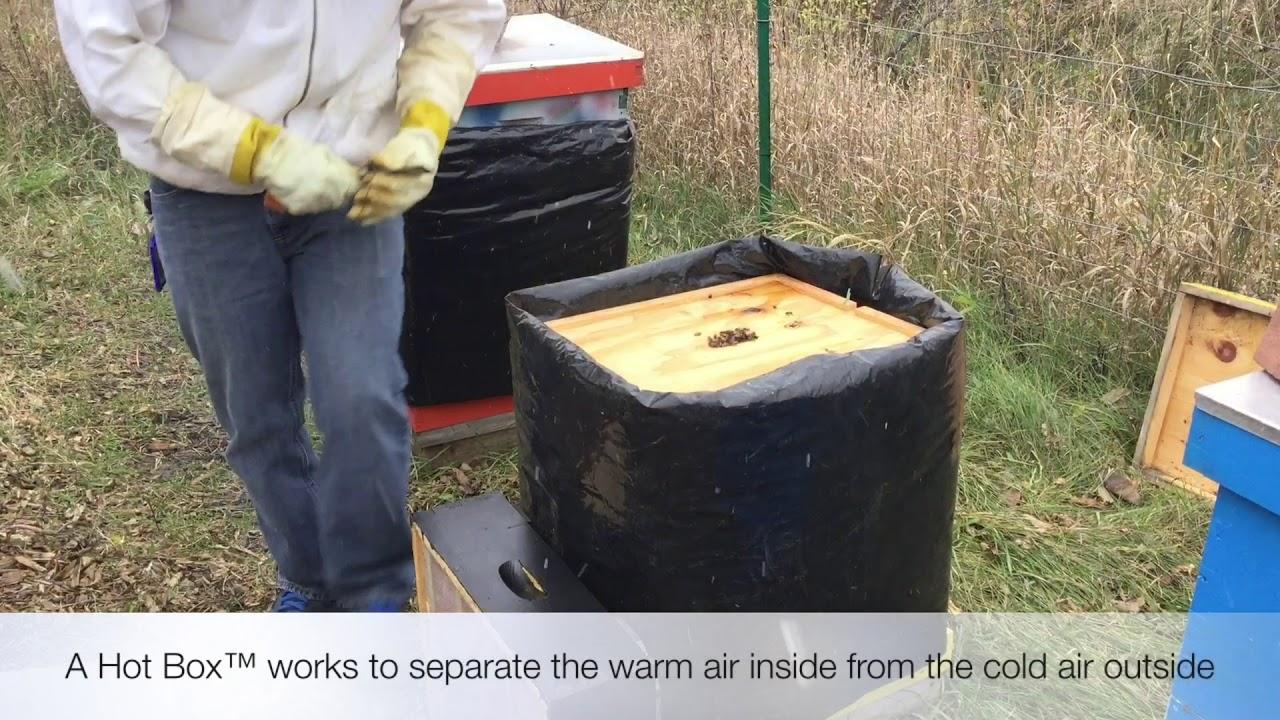 Kelley Beekeeping Hot Box Hive Winterizer