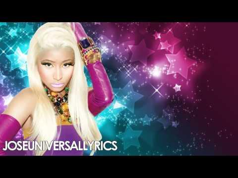Nicki Minaj - Starships (Lyrics On Screen + Download Link) HD
