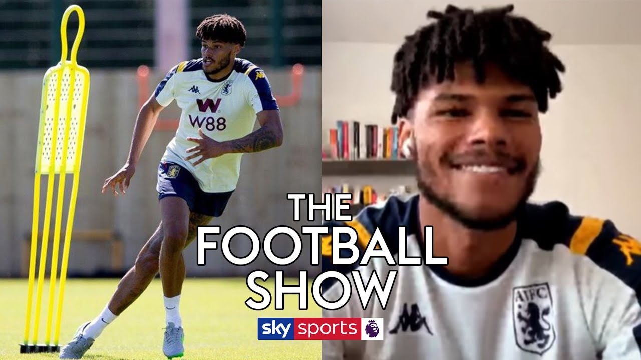 Tyrone Mings on what changed players minds about football return   The Football Show
