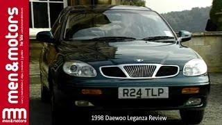 1998 Daewoo Leganza Review