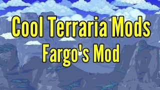 Cool Terraria 1.3.4 Mods #1- Fargo's Mod