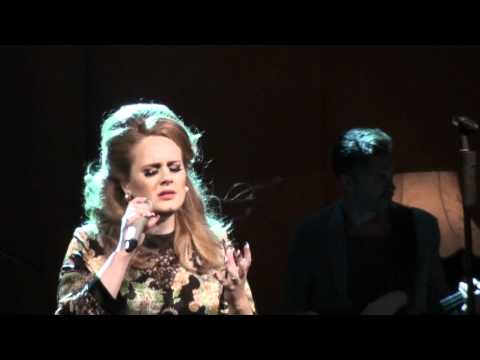 Adele - One and only (Live @ Las Vegas) - 20 August 2011