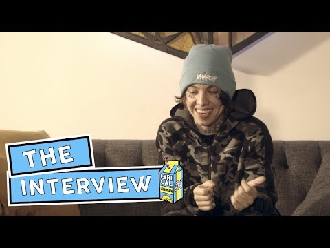 Lil Xan 'The Lyrical Lemonade' Interview