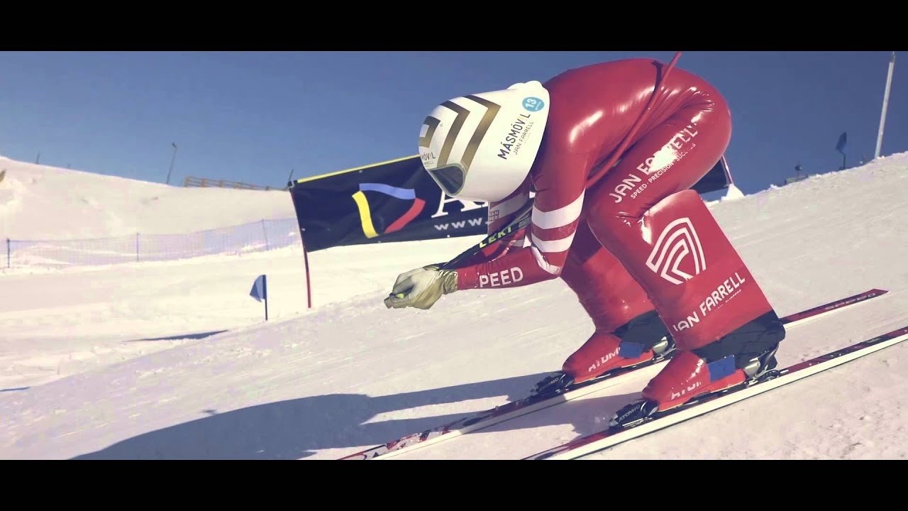 Grandvalira fis speed skiing world cup 2016 - highlights