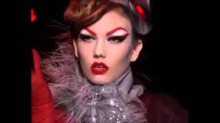 Karlie Kloss Runway - Christian Dior - Part 2