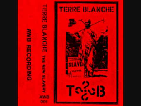 Terre Blanche - We Celebrate The Loss Of Chicago's Leader....wmv