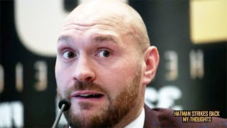 TYSON FURY PRICING HIMSELF OUT OF ANTHONY JOSHUA FIGHT??!!!