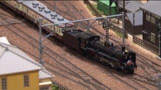 Nゲージ・鉄道模型 TOMIX C57-180 「SLばんえつ物語」