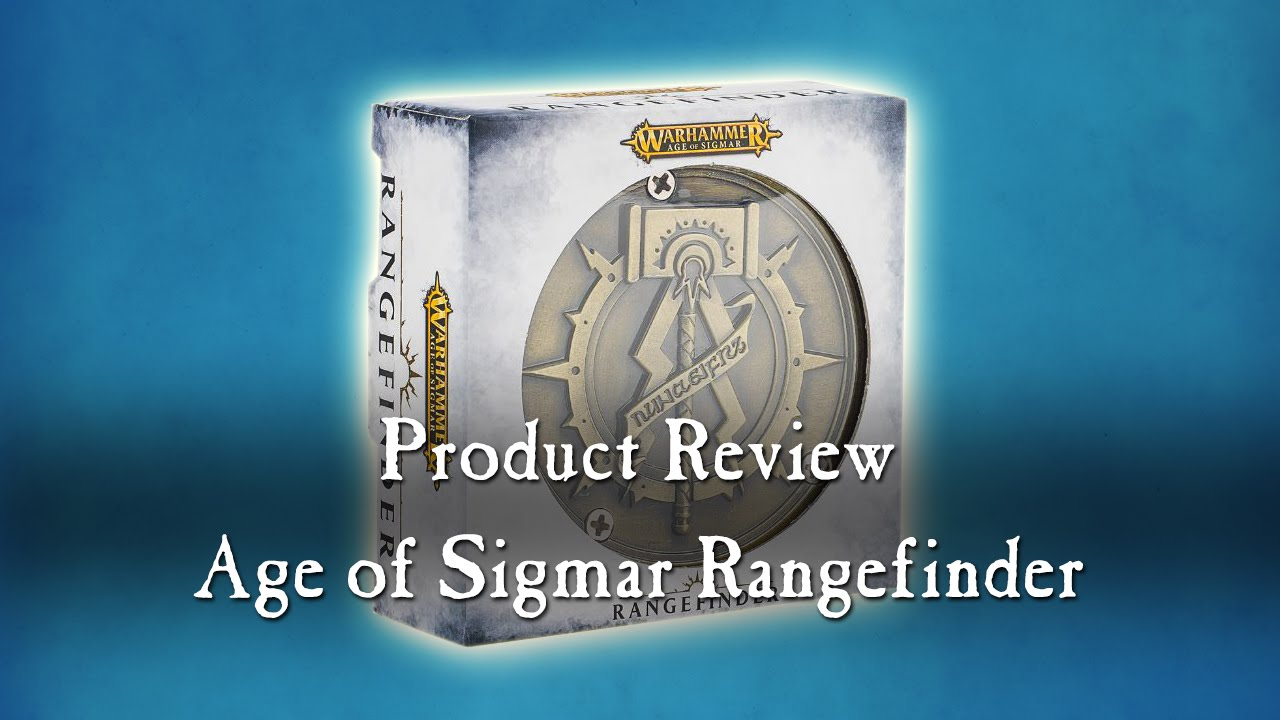 Games Workshop Warhammer Age of Sigmar Rangefinder