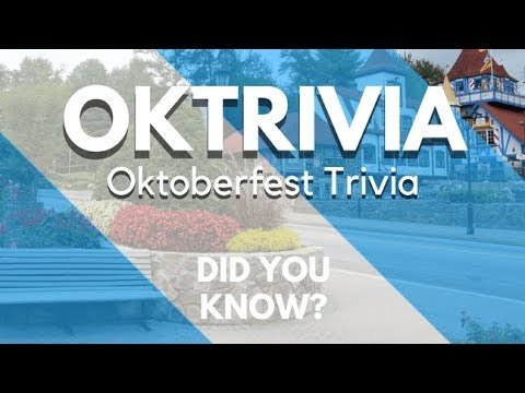 Do You Know Answers To These Ten Oktoberfest Questions?