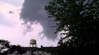 Tornado in Topeka,Ks