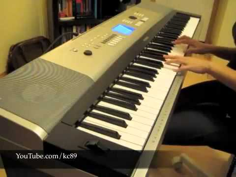 Lana Del Rey - Young and Beautiful Piano Cover + Sheet Music!