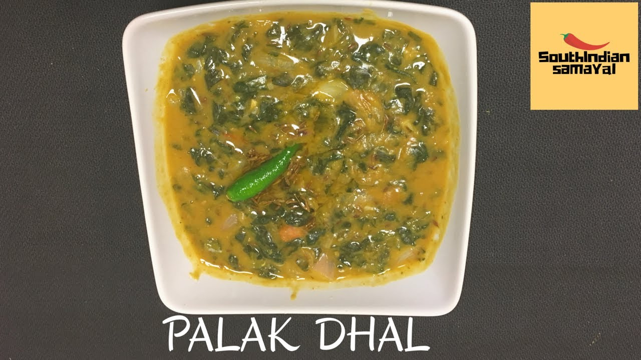 how to make palak paneer video in tamil