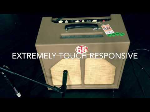 65 Amps London Guitar Amp Demo by Music City Pickers
