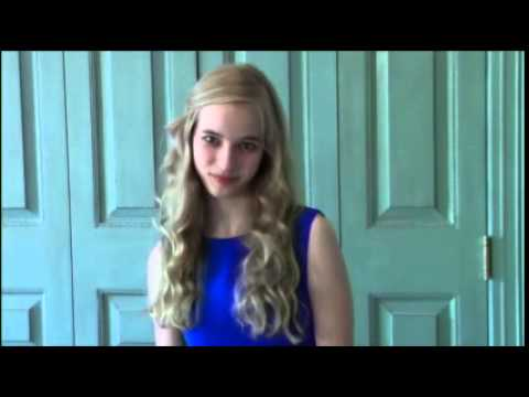 London Hibbs-Louisa Audition-Sound of Music Tour