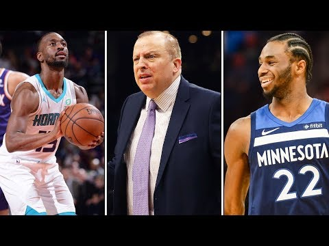 Wolves Fire Tom Thibodeau After Beating the Lakers! Kemba Walker Dominates Late! | NBA Rewind