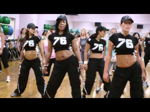 Zumba Fitness Sweat Choreography