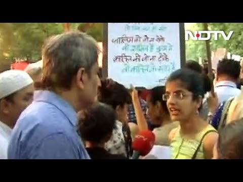 Not In My Name: Countrywide Protests Against Lynching
