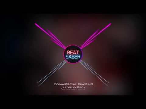 Jaroslav Beck  COMMERCIAL PUMPING Beat Saber OST