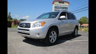 SOLD 2006 Toyota RAV 4 Limited 4WD Meticulous Motors Inc Florida For Sale
