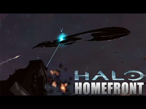 Applaud the Mod: HALO - Homefront (HALO Space RTS)