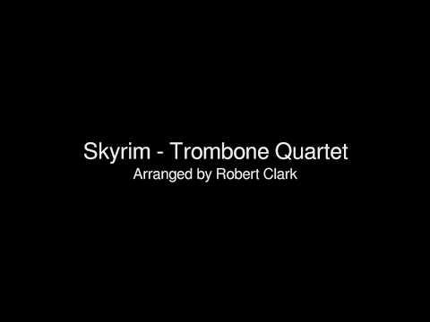 Skyrim - Trombone Quartet