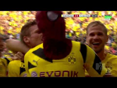 pierre emerick aubameyang spider-man celebrations