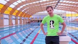 BREAK THE LIMITS #1 | Nowe wyzwanie, pływanie,  paratriatlon i Rio 2016 | Gość: Joanna Mendak