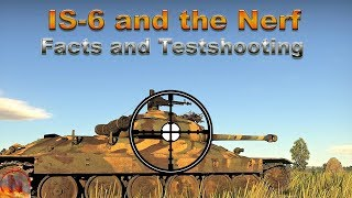 Video WT || IS-6 - Testing After The Nerf - Useless or Balanced? download MP3, 3GP, MP4, WEBM, AVI, FLV Desember 2017
