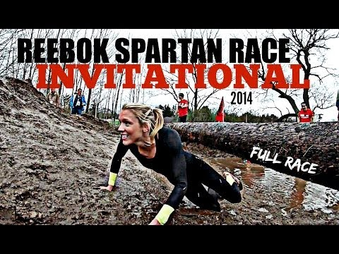 Reebok Spartan Race Invitational  FULL RACE 2014