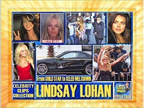 LINDSAY LOHAN CLIPS COLLECTION