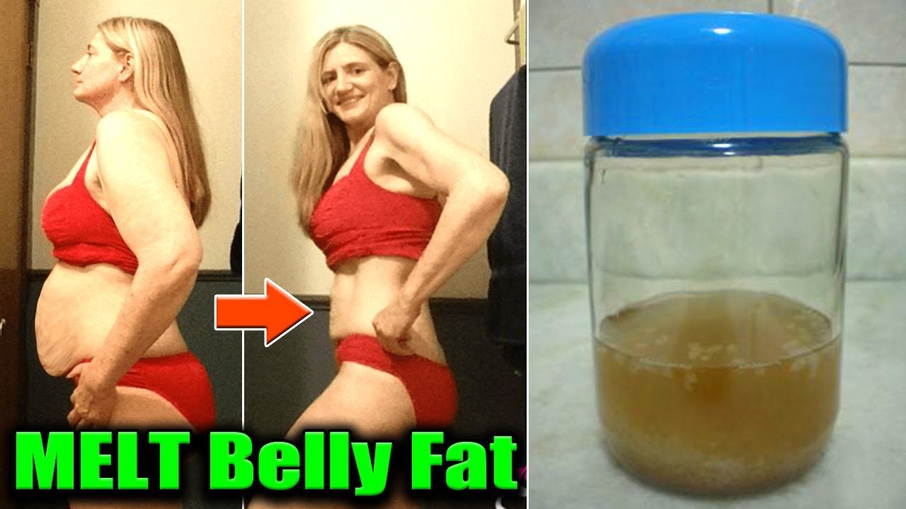 Drink This IN A.M. & MELT THE BELLY FAT AWAY! ! Lose Weight Without Diet Or Exercise!Fat CutterDrink