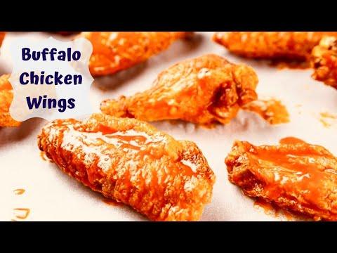 Buffalo Chicken Wings - Homemade   Fabulous Recipes