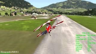 Aerofly FS detaillierte Flugplätze