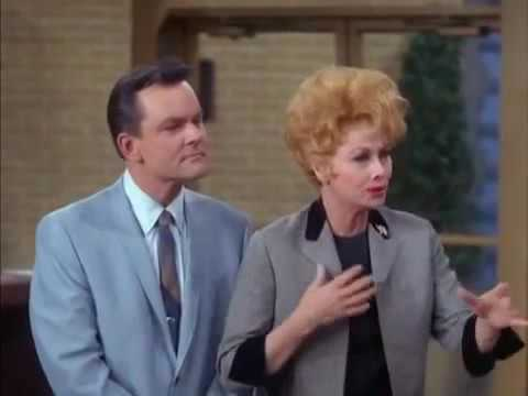 The Lucy Show S04E22  Lucy and Bob Crane