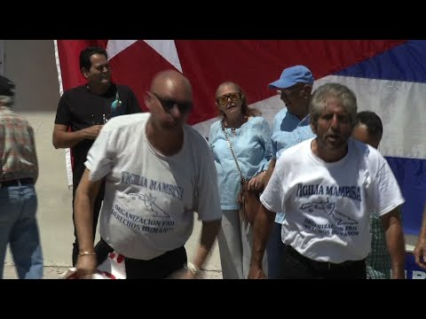 Cuban Exiles React To New Cuba President