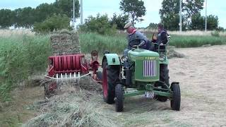 Een dag op het veld - Slijpe - Fendt Dieselross F20 - Garnier 836 - Ford 6600 - Deutz D30