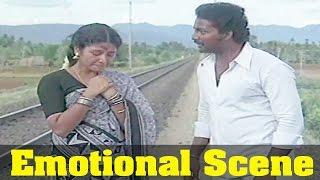 Rani Theni Movie : Vanitha Krishnachandran, Emotional By Deepan Chakravarthy