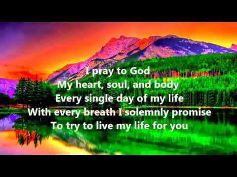 Maher Zain - I Love You So - With Lyrics
