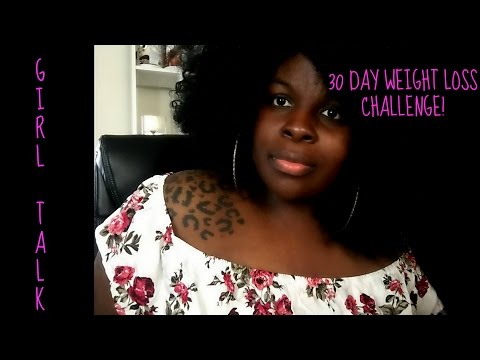 30 DAY WEIGHT LOSS CHALLENGE | LIVE!