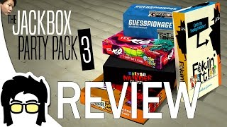 The Jackbox Party Pack 3 Review [Multi-Plat]
